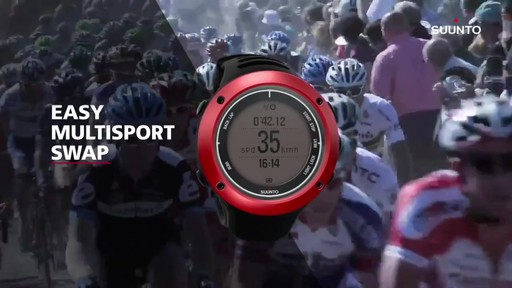 SUUNTO Ambit2 - image 7 from the video