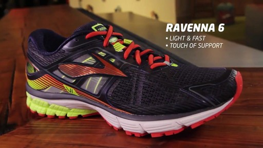BROOKS Ravenna 6 Road Running Shoes - image 1 from the video