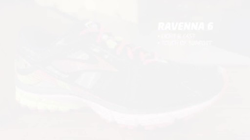 BROOKS Ravenna 6 Road Running Shoes - image 2 from the video
