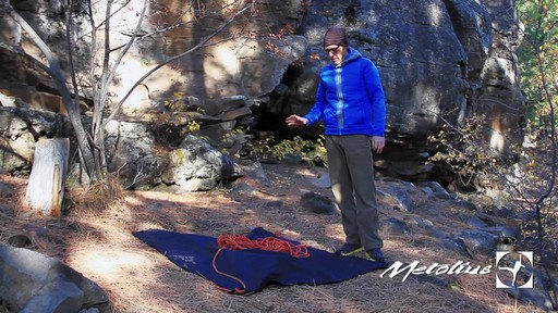 METOLIUS Vortex Rope Bag - image 1 from the video