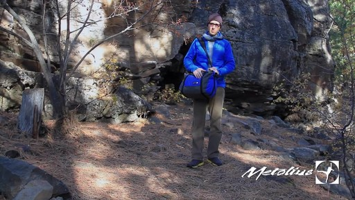 METOLIUS Vortex Rope Bag - image 10 from the video