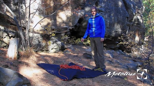METOLIUS Vortex Rope Bag - image 2 from the video