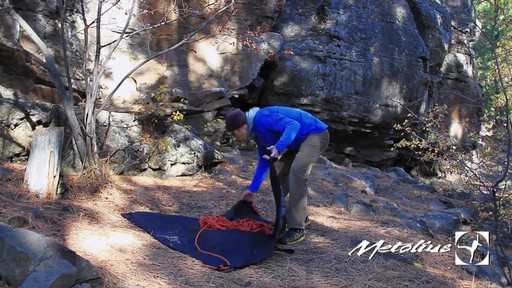 METOLIUS Vortex Rope Bag - image 3 from the video