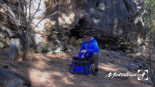 METOLIUS Vortex Rope Bag - image 4 from the video