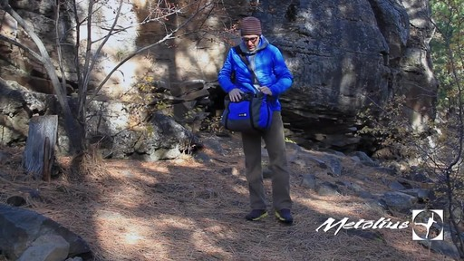 METOLIUS Vortex Rope Bag - image 9 from the video