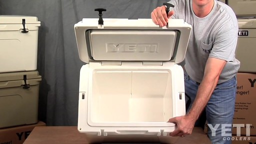 YETI COOLERS Tundra 50 Cooler - image 1 from the video