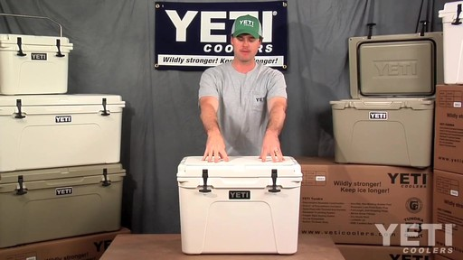 YETI COOLERS Tundra 50 Cooler - image 2 from the video