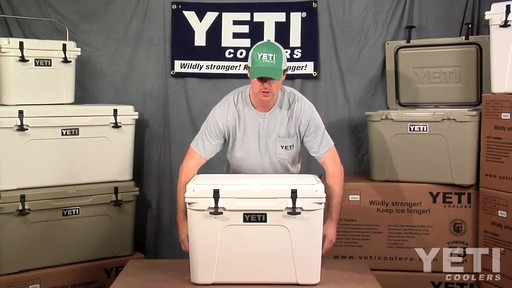 YETI COOLERS Tundra 50 Cooler - image 3 from the video