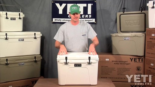 YETI COOLERS Tundra 50 Cooler - image 4 from the video