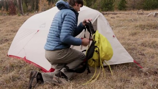 MSR Mutha Hubba NX Tent - image 5 from the video