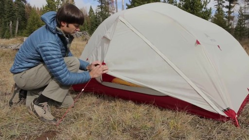 MSR Mutha Hubba NX Tent - image 6 from the video & MSR Mutha Hubba NX Tent » Eastern Mountain Sports