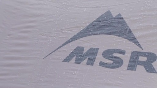 MSR Mutha Hubba NX Tent - image 8 from the video