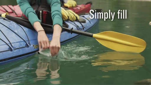 PLATYPUS GravityWorks 2.0 Water Filter - image 3 from the video