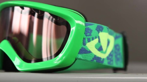 GIRO Kids' Chico Snow Goggles - image 1 from the video