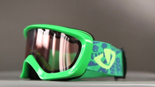 GIRO Kids' Chico Snow Goggles - image 7 from the video