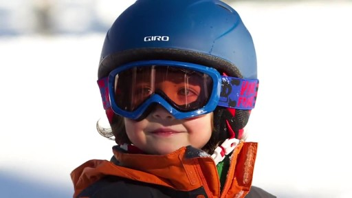 GIRO Kids' Chico Snow Goggles - image 9 from the video