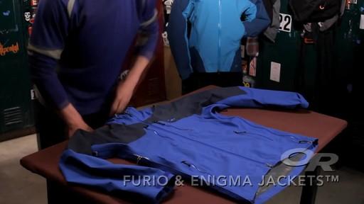 Outdoor Research Men S Furio Amp Women S Enigma Jackets