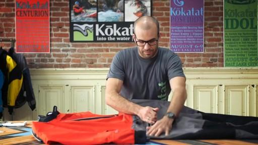 KOKATAT Zipper Care - image 2 from the video