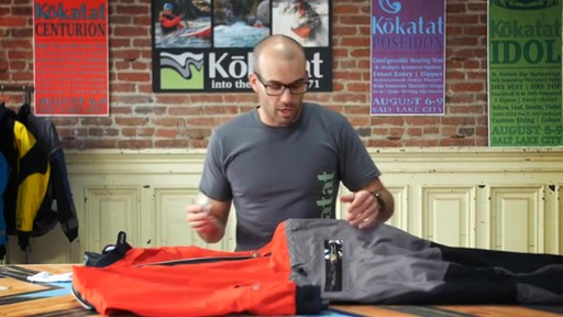 KOKATAT Zipper Care - image 3 from the video