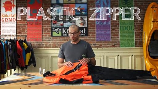 KOKATAT Zipper Care - image 4 from the video