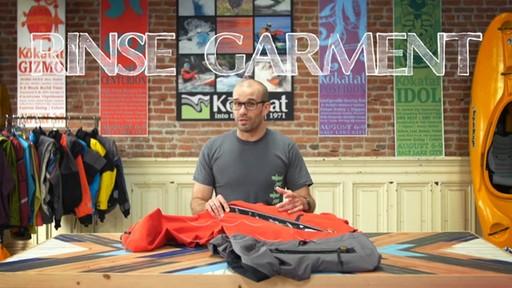 KOKATAT Zipper Care - image 9 from the video