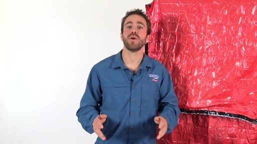 AMK SOL 2-Person Emergency Bivy - image 5 from the video