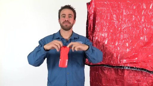 AMK SOL 2-Person Emergency Bivy - image 8 from the video