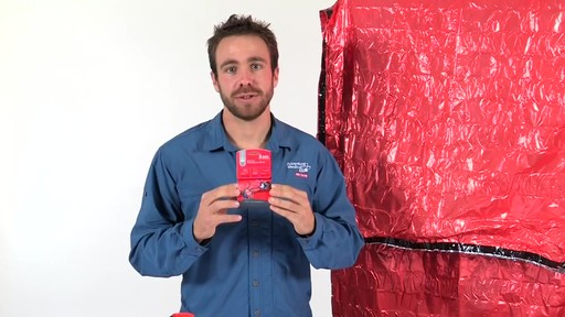 AMK SOL 2-Person Emergency Bivy - image 9 from the video
