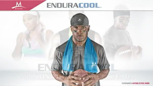MISSION ATHLETECARE EnduraCool Towel - image 10 from the video