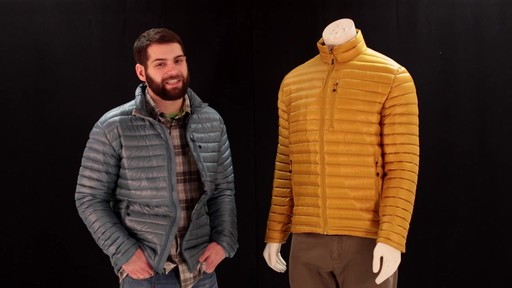 EMS Men's Icarus Down Jacket - image 3 from the video
