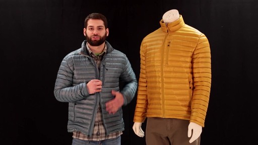 EMS Men's Icarus Down Jacket - image 4 from the video