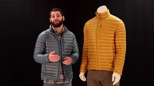 EMS Men's Icarus Down Jacket - image 5 from the video