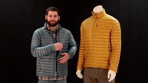 EMS Men's Icarus Down Jacket - image 6 from the video