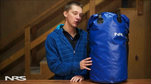 NRS 2.2 Bill's Bag Dry Bag - image 2 from the video