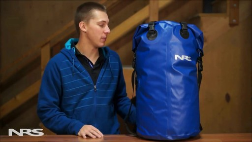 NRS 2.2 Bill's Bag Dry Bag - image 3 from the video