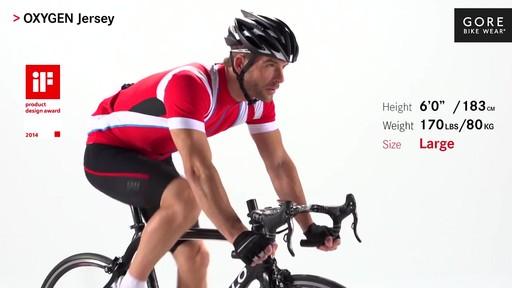 GORE BIKE WEAR Men's Oxygen Full-Zip Jersey - image 1 from the video