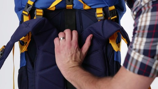 THE NORTH FACE Optifit Technology - image 4 from the video