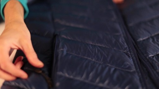 EMS Women's Meridian Down Jacket - image 4 from the video