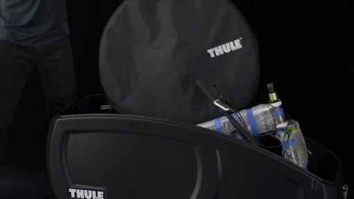 THULE Round Trip Transition Bike Travel Case - image 10 from the video