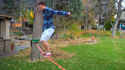 SLACKERS Slackline - image 2 from the video