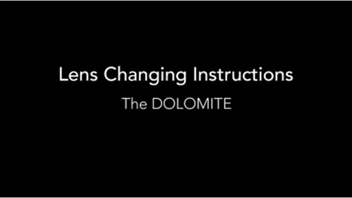TIFOSI Lens Changing Instructions - Dolomite Model - image 1 from the video