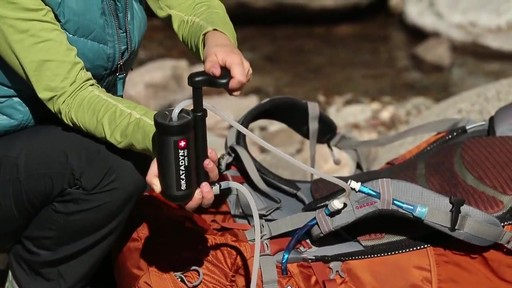 KATADYN Hiker Pro Water Filter - image 5 from the video