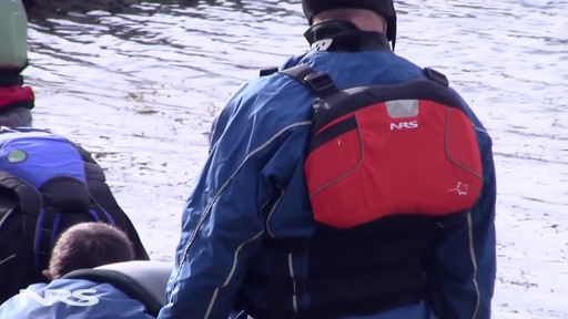 NRS cVest Mesh Back PFD - image 2 from the video