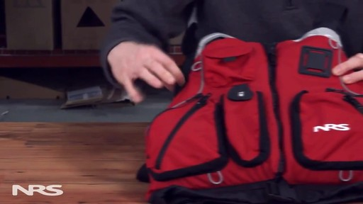 NRS cVest Mesh Back PFD - image 4 from the video