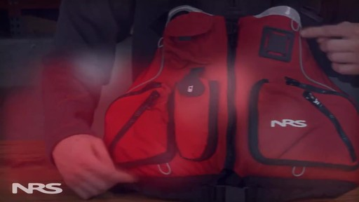 NRS cVest Mesh Back PFD - image 5 from the video