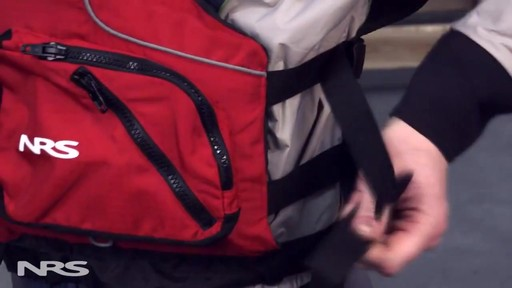 NRS cVest Mesh Back PFD - image 7 from the video