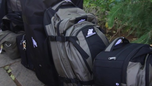 EMS Wheeled Camp Duffel - image 6 from the video