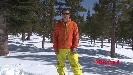 MARMOT Men's Isotherm Jacket - image 10 from the video
