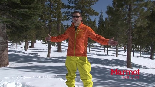 MARMOT Men's Isotherm Jacket - image 2 from the video