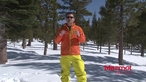 MARMOT Men's Isotherm Jacket - image 3 from the video